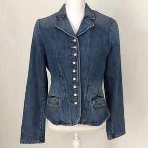 Vintage Ralph Lauren Denim Jean Jacket Sz. Medium